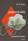 Papírová růže - obálka