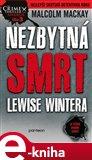 Nezbytná smrt Lewise Wintera - obálka