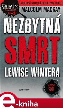 Obálka titulu Nezbytná smrt Lewise Wintera