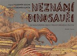 Obálka titulu Neznámí dinosauři