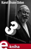 Tři rozhovory s Karlem Hvížďalou - obálka