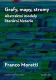 Grafy, mapy, stromy (Abstraktní modely literární historie) - obálka