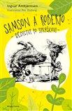 Samson a Roberto (Dědictví po strýčkovi) - obálka