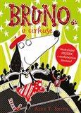 Bruno v cirkuse - obálka