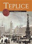 Teplice (Dějiny českých měst) - obálka