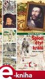 Špion čtyř králů (Pero da Covilha) - obálka