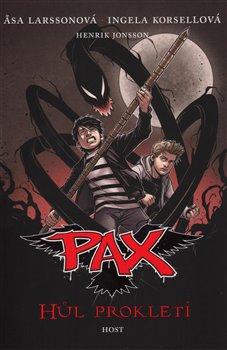 Obálka titulu Pax - Hůl prokletí