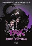 Pax - Grim přízrak (Kniha, vázaná) - obálka