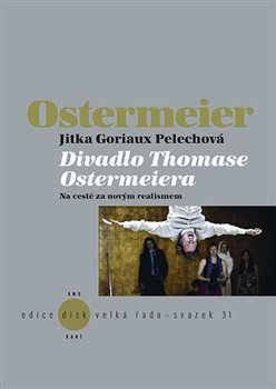 Obálka titulu Divadlo Thomase Ostermeiera