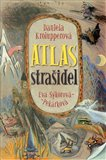 Atlas strašidel - obálka