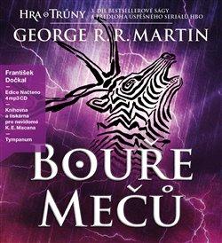 Bouře mečů. Hra o trůny 3., CD - George R.R. Martin