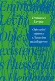 Objevování existence s Husserlem a Heideggerem - obálka