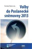 Volby do Poslanecké sněmovny 2013 - obálka