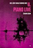 Piano live (Kde lišky dávají dobrou noc II.) - obálka