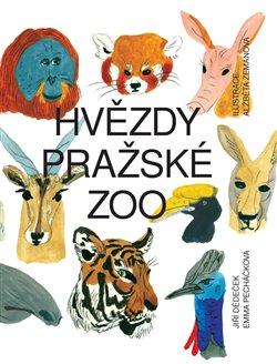 Obálka titulu Hvězdy pražské zoo