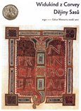 Dějiny Sasů - obálka
