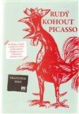 Rudý kohout Picasso - obálka