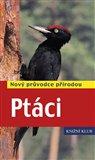 Ptáci - Nový průvodce přírodou - obálka