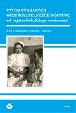 Vývoj vybraných ošetřovatelských postupů - obálka