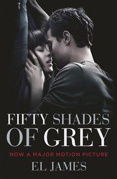 Padesát odstínů šedi Fifty Shades of Grey - E L James