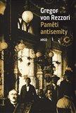 Paměti antisemity - obálka