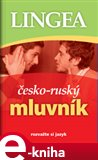 Česko-ruský mluvník - obálka
