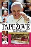 Papežové moderního věku (Vatikán od Pia IX. po Františka a jeho vztah k českým zemím) - obálka