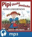 Pipi Dlouhá punčocha (Mp3 ke stažení) - obálka