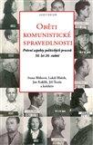 Oběti komunistické spravedlnosti - obálka