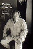 Gérard Depardieu (Prostě je to tak) - obálka