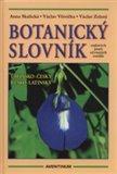 Botanický slovník - obálka