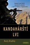 Kandahárští lvi (Nasazení amerických speciálních jednotek v operaci Medúza v Afghánistánu) - obálka