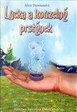 Lucka a kouzelný prstýnek - obálka