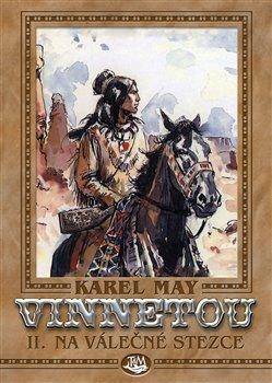 Obálka titulu Vinnetou II.