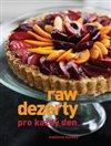 Obálka knihy Raw dezerty pro každý den