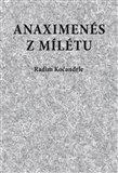 Anaximenés z Mílétu - obálka
