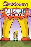 Bart Simpson 2/2015: Špión kujón - obálka