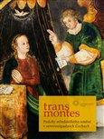 Trans montes (Podoby středověkého umění v severozápadních Čechách) - obálka
