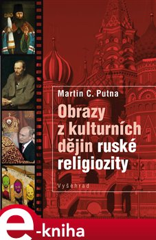 Obálka titulu Obrazy z kulturních dějin ruské religiozity