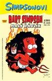 Bart Simpson 3/2015: Malý ďáblík - obálka