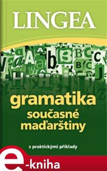 Gramatika současné maďarštiny e-kniha