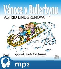 Vánoce v Bullerbynu, mp3 - Astrid Lindgrenová