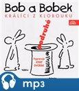 Bob a Bobek - Králíci z klobouku podruhé - obálka