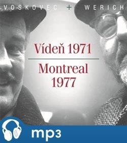 Vídeň 1971/Montreal 1977, mp3 - Jan Werich, Jiří Voskovec