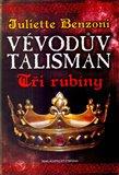 Vévodův talisman - Tři rubíny - obálka
