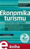Ekonomika turismu (Elektronická kniha) - obálka
