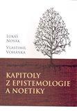 Kapitoly z epistemologie a noetiky - obálka