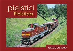 Pielstici (Pielstics). motorové lokomotivy řady 735 (ex T 466.0) - kol.