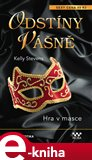 Hra v masce (Odstíny vášně) - obálka