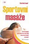 Obálka knihy Sportovní masáže